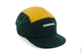 Waves 2 Tone Logo  Camp Cap Hat by Neighborhood