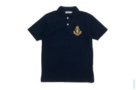 Emblem Patch Polo Shirt by A Bathing Ape