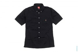 Jacquard ABC Camo Aloha Short Sleeve Button-Up Shirt by A Bathing Ape