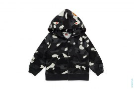 Ultimate City Camo Shark Zip-Up Hoodie by A Bathing Ape