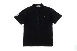 Octopus Army Polo Shirt by A Bathing Ape