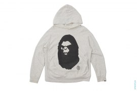 Mad Apehead Pullover Hoodie by A Bathing Ape