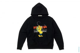 Fishing Cartoon Milo Pullover Hoodie by A Bathing Ape