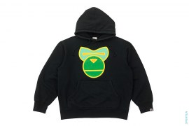 Borg Milo Pullover Hoodie by A Bathing Ape