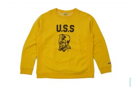 Ursus USS Weird General Crewneck Sweatshirt by A Bathing Ape