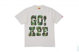 ABC Camo Go! Ape Tee by A Bathing Ape