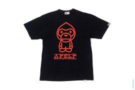 Apelf Wish Is Granted Baby Milo Graphic Tee by A Bathing Ape