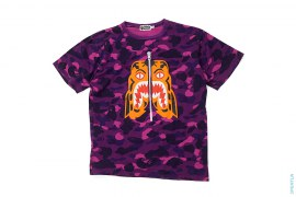 Ultimate Color Camo Tiger Tee by A Bathing Ape