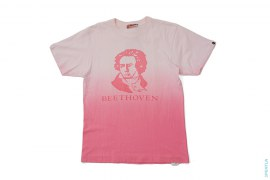 Beethoven Dip Dye Tee by A Bathing Ape