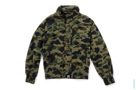 1st Camo JP Gore-Tex Short Windbreaker Jacket by A Bathing Ape