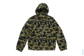 1st Camo Hooded Windbreaker Jacket by A Bathing Ape