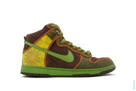 De La Soul Dunk Hi Shoes by Nike