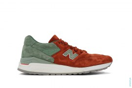 City Rivalry (Boston) Shoes by New Balance x Cncpts