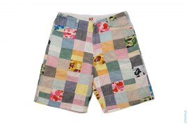 ABC Camo Patchwork Baggy Shorts Shorts by A Bathing Ape