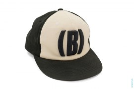 Raised (B) Logo Fitted by A Bathing Ape