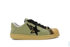 1st Camo Accent Ultra Skullsta Low-Top Sneakers by A Bathing Ape