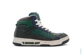 Bapesta88 High-Top Sneakers by A Bathing Ape