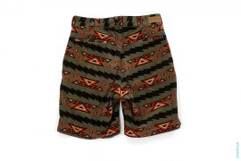 Corduroy Pattern Shorts by BBC/Ice Cream