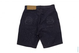 Embroidered MoonMan Space Shorts by BBC/Ice Cream