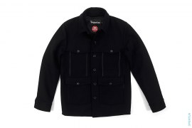 4 Pocket Windstopper Wool Shirt Jacket by OriginalFake