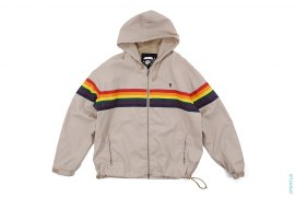 Foot Soldier Riri Rainbow Windbreaker by bape
