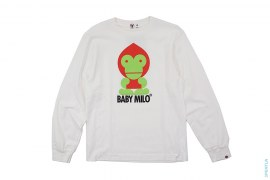 Baby Milo Simple Borg Milo Tee by A Bathing Ape