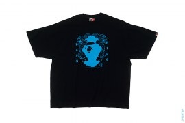 Bape Milo Raging Ape Apehead Tee by A Bathing Ape