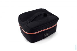 X-Eyes Chomper Zipper Cube Travel Case by OriginalFake x Head Porter