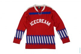 Ice Cream Bones Hockey Jersey by BBC/Ice Cream