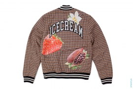 2020 Neopolitan Jacket Varisty Jacket by BBC/Ice Cream