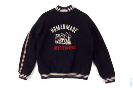Lost Teenagers Varsity Jacket by Human Made